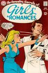 Cover for Girls' Romances (DC, 1950 series) #140