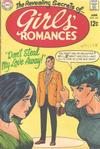 Cover for Girls' Romances (DC, 1950 series) #141