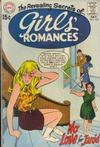 Cover for Girls' Romances (DC, 1950 series) #142