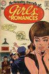Cover for Girls' Romances (DC, 1950 series) #145