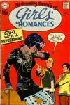 Cover for Girls' Romances (DC, 1950 series) #146