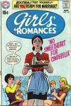 Cover for Girls' Romances (DC, 1950 series) #147
