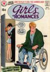 Cover for Girls' Romances (DC, 1950 series) #150