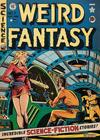 Cover for Weird Fantasy (EC, 1951 series) #7