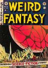 Cover for Weird Fantasy (EC, 1951 series) #13