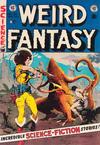 Cover for Weird Fantasy (EC, 1951 series) #21