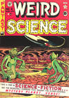 Cover for Weird Science (EC, 1951 series) #6