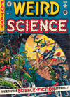 Cover for Weird Science (EC, 1951 series) #9
