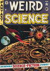 Cover for Weird Science (EC, 1951 series) #11