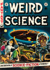 Cover for Weird Science (EC, 1951 series) #16
