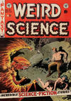 Cover for Weird Science (EC, 1951 series) #21