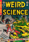 Cover for Weird Science (EC, 1951 series) #22