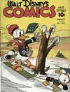 Cover for Walt Disney's Comics and Stories (Dell, 1940 series) #v3#5 (29)