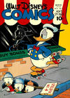 Cover for Walt Disney's Comics and Stories (Dell, 1940 series) #v3#6 (30)