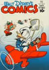 Cover for Walt Disney's Comics and Stories (Dell, 1940 series) #v3#10 (34)