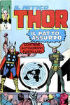 Cover for Il Mitico Thor (Editoriale Corno, 1971 series) #4