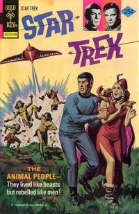 Cover Thumbnail for Star Trek (Western, 1967 series) #32