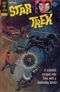 Cover Thumbnail for Star Trek (Western, 1967 series) #36
