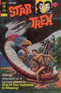 Cover Thumbnail for Star Trek (Western, 1967 series) #38