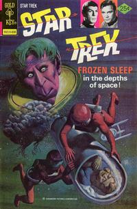 Cover Thumbnail for Star Trek (Western, 1967 series) #39