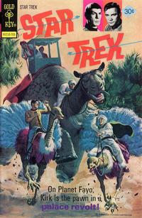 Cover Thumbnail for Star Trek (Western, 1967 series) #44