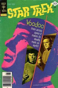 Cover Thumbnail for Star Trek (Western, 1967 series) #45 [Gold Key Variant]