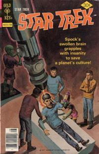 Cover Thumbnail for Star Trek (Western, 1967 series) #46