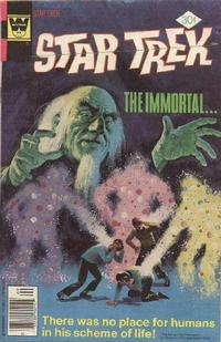 Cover Thumbnail for Star Trek (Western, 1967 series) #47 [Whitman Variant]