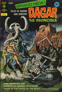 Cover Thumbnail for Tales of Sword and Sorcery Dagar the Invincible (Western, 1972 series) #1