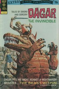 Cover Thumbnail for Tales of Sword and Sorcery Dagar the Invincible (Western, 1972 series) #2