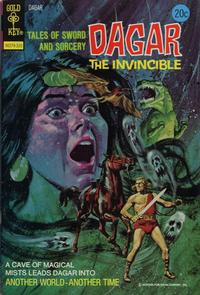 Cover Thumbnail for Tales of Sword and Sorcery Dagar the Invincible (Western, 1972 series) #5