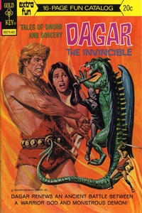 Cover Thumbnail for Tales of Sword and Sorcery Dagar the Invincible (Western, 1972 series) #6