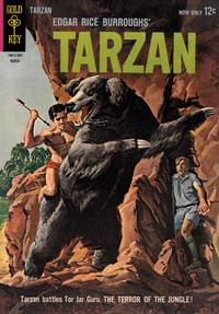Cover Thumbnail for Edgar Rice Burroughs' Tarzan of the Apes (Western, 1962 series) #134