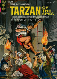 Cover Thumbnail for Edgar Rice Burroughs' Tarzan of the Apes (Western, 1962 series) #143
