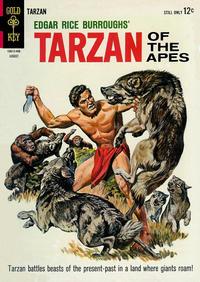Cover Thumbnail for Edgar Rice Burroughs' Tarzan of the Apes (Western, 1962 series) #144