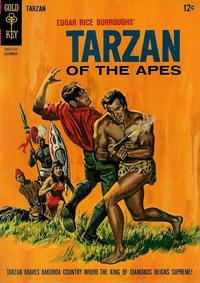 Cover Thumbnail for Edgar Rice Burroughs' Tarzan of the Apes (Western, 1962 series) #147