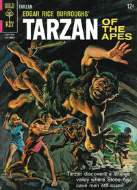 Cover Thumbnail for Edgar Rice Burroughs' Tarzan of the Apes (Western, 1962 series) #152