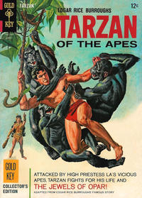 Cover Thumbnail for Edgar Rice Burroughs' Tarzan of the Apes (Western, 1962 series) #159