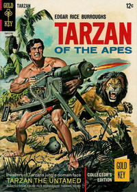 Cover Thumbnail for Edgar Rice Burroughs' Tarzan of the Apes (Western, 1962 series) #163