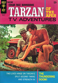 Cover Thumbnail for Edgar Rice Burroughs' Tarzan of the Apes (Western, 1962 series) #165