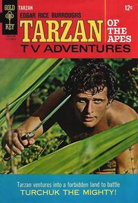 Cover Thumbnail for Edgar Rice Burroughs' Tarzan of the Apes (Western, 1962 series) #171