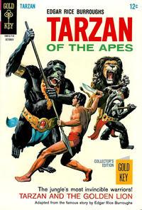 Cover Thumbnail for Edgar Rice Burroughs' Tarzan of the Apes (Western, 1962 series) #172