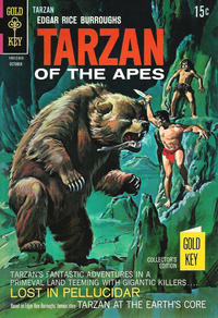 Cover Thumbnail for Edgar Rice Burroughs' Tarzan of the Apes (Western, 1962 series) #180