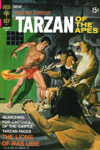 Cover Thumbnail for Edgar Rice Burroughs' Tarzan of the Apes (Western, 1962 series) #201