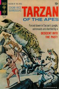 Cover Thumbnail for Edgar Rice Burroughs' Tarzan of the Apes (Western, 1962 series) #202