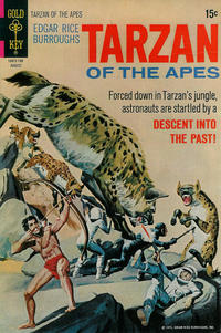 Cover Thumbnail for Edgar Rice Burroughs' Tarzan of the Apes (Western, 1962 series) #202