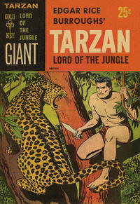 Cover Thumbnail for Tarzan, Lord of the Jungle (Western, 1965 series) #1