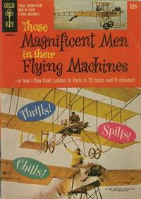 Cover Thumbnail for Those Magnificent Men in Their Flying Machines (Western, 1965 series)