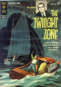 Cover Thumbnail for The Twilight Zone (Western, 1962 series) #1