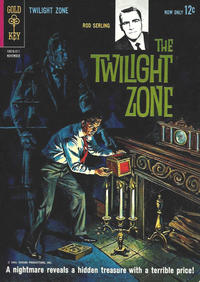 Cover Thumbnail for The Twilight Zone (Western, 1962 series) #5
